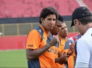 Jogo entre Juazeirense e Vitória foi suspenso pelo STJD b3a0407fb8194