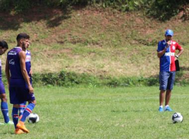 Baianão sub-20: Bahia encerra preparação para duelo contra o Vitória