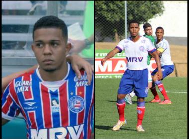 Geovane Itinga e Júnior Ramos renovam com o Bahia até maio de 2019