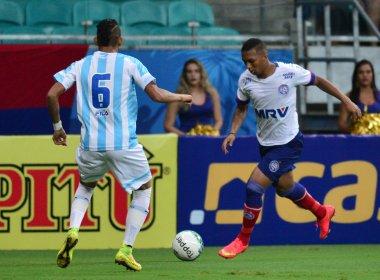 Com dois gols de Zé Roberto, Bahia vence o Avaí na estreia da Série B 2016