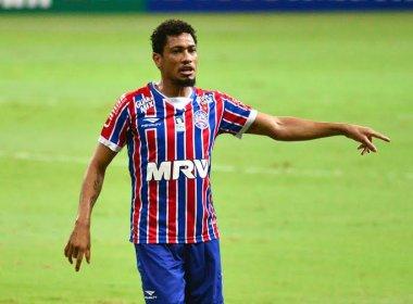 Com ajuda de Hernane, Bahia encerra jejum de gols e vence o Joinville