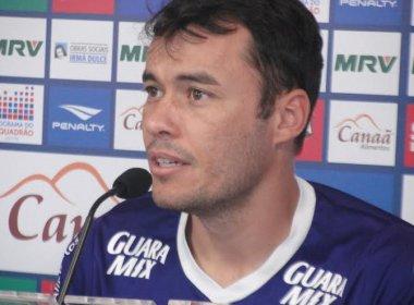 'Estou focado no Bahia e quero continuar', diz Cajá; empresário nega propostas