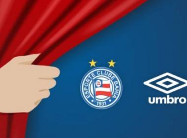 Para lançar novos uniformes, Bahia realiza evento na próxima sexta-feira
