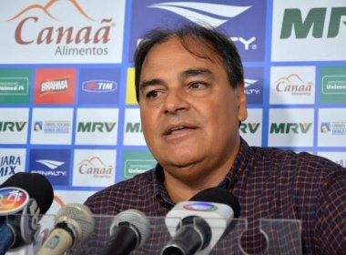 Nei Pandolfo indica mais contratações para o elenco do Bahia: 'Duas a três'