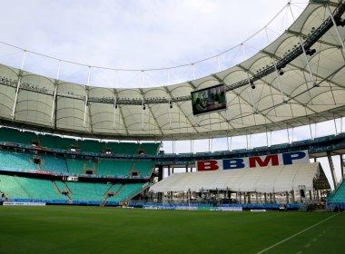 Série B: CBF altera horário do jogo entre Bahia e Ceará