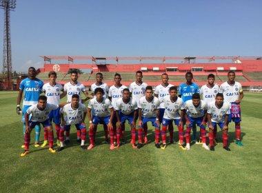 Copa do Brasil sub-20: Bahia enfrenta Inter nas quartas de final