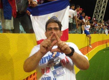 Guto Ferreira minimiza derrota e enfatiza campanha do Bahia no segundo turno