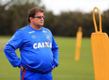 Guto Ferreira revela livre escolha nos pênaltis e ressalta: 'Estamos em treinamento'