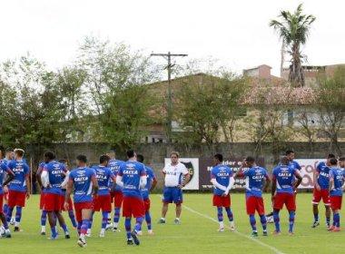 Bahia tem 20 jogadores relacionados para enfrentar o Altos do Piauí