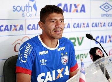 Edson destaca confiança do Bahia para enfrentar o Paraná: 'Estamos motivados'
