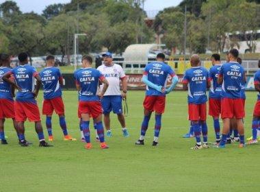 Bahia enfrenta o Paraná em busca da classificação para a 3ª fase da Copa do Brasil