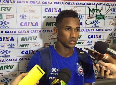 Eduardo avalia oscilação do Bahia dentro das partidas: 'Tem que procurar o equilíbrio'