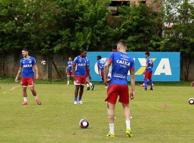 Bahia inicia preparação para o clássico Ba-Vi nesta segunda; veja programação