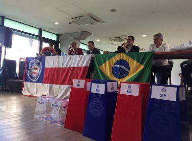 Em Assembleia Geral, sócios do Bahia aprovam contas relativas a 2016