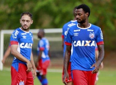 Substituídos por lesão, Renê Júnior e Régis serão reavaliados pelo DM do Bahia