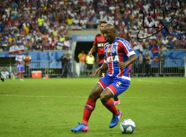 Armero dedica título da Copa do Nordeste à torcida do Bahia