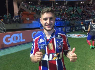 'Não sairia nada menos que o título', comemora Zé Rafael