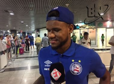 Matheus Reis mira triunfo contra o Botafogo: 'Temos que levar a confiança do título'