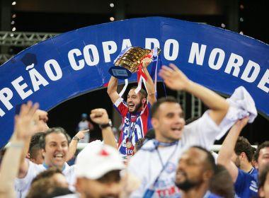 'O Bahia não tem interesse em se desfazer de ninguém', afirma diretor de futebol