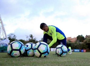 Elenco do Bahia ganha folga e só volta a treinar na próxima quarta