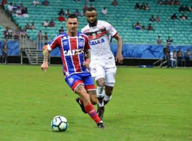 Vinícius celebra gol marcado e relembra período sem poder jogar