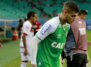 'O Palmeiras conseguiu jogar e a gente não', diz Jean após revés do Bahia