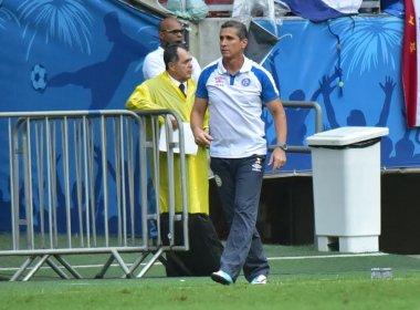 Jorginho cita desfalques e reforça bronca com o juiz: 'Foi decisivo'
