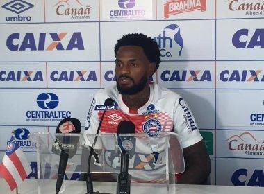 'Temos tudo para retomar o caminho dos triunfos', diz Renê Júnior sobre o Ba-Vi