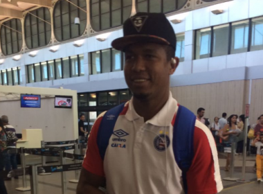 Técnico do Bahia prega cautela sobre lesão de Rodrigão: 'Vamos aguardar'