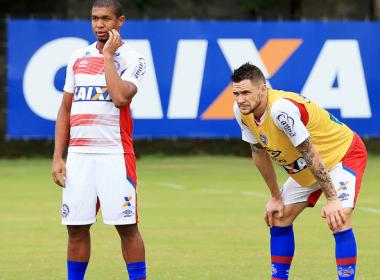 Sem cláusulas: Tiago e Rodrigão podem jogar contra Atlético-MG e Santos