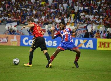 Dois meses após final do Nordestão, Bahia e Sport se reencontram na Fonte