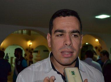 'Temos que ter atenção redobrada', diz presidente do Bahia sobre novo técnico