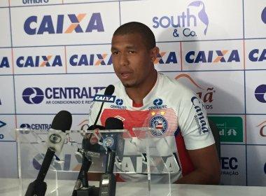 Rodrigão alerta para fase ruim do Bahia: 'Temos que começar a vencer'