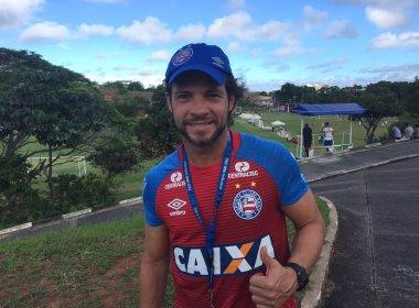 Preto Casagrande destaca importância de jogo contra a Chape: 'Esperei por esse momento'