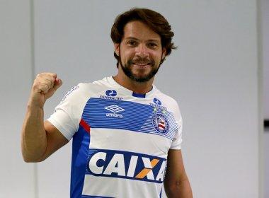 Interino, Preto Casagrande aprova desempenho do Bahia em Chapecó