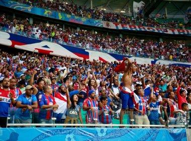 Bahia x São Paulo: ingressos para a partida estão à venda