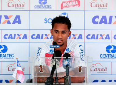 De volta após suspensão, Eduardo pede tranquilidade ao Bahia no Pacaembu
