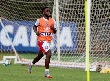 Bahia terá a volta de cinco jogadores para receber o Corinthians na Fonte Nova