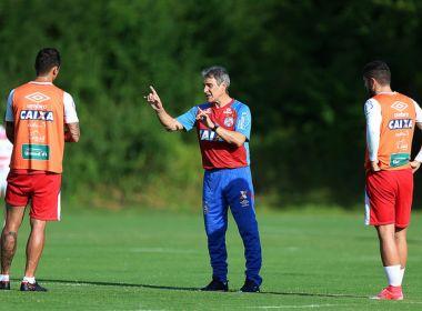 Com garantia de 'equipe forte', Carpegiani pede apoio da torcida do Bahia