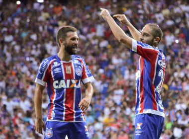 'Feliz' no Bahia, Allione declara que não jogaria no Vitória