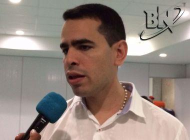 Presidente do Bahia justifica devolução de Rodrigão ao Santos: 'Repetição de erros'