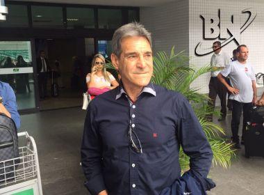 Flamengo avalia contratação de Carpegiani para função de coordenador