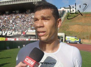 Bahia negocia com o volante Nilton, revela empresário