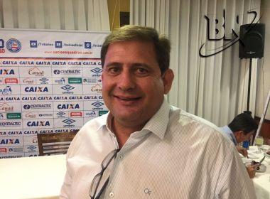 Em apresentação oficial no Bahia, Guto Ferreira vê 2018 'promissor' e pede união