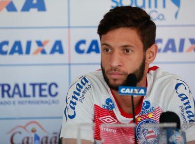 Bahia chega a acordo com Corinthians para transferência de Juninho Capixaba