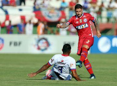 Zé Rafael lamenta derrota: 'Se jogasse até amanhã, a bola não ia entrar'