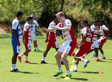 Bahia retoma treinamentos nesta segunda-feira; confira programação