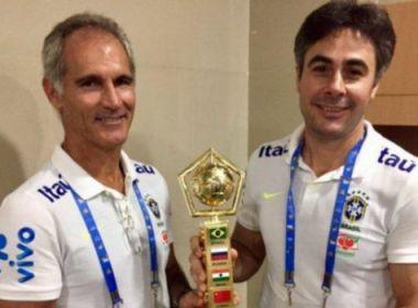 Bahia contrata preparador físico Ângelo Alves para o time sub-20