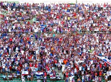 Ingressos para Bahia e Fluminense já estão à venda