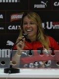 De Chapa: Verônica Almeida é convidada para ser musa do Vitória no Baianão